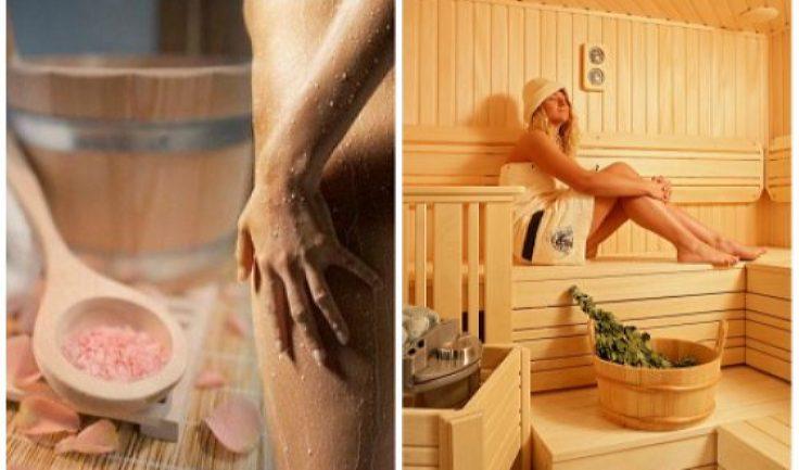Обертывание в сауне – похудение за считанные дни в домашних условиях!